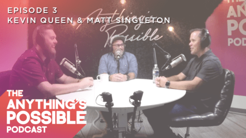 003 | Deconstructing The Creative Process & Beating Comparison | Kevin Queen & Matt Singleton