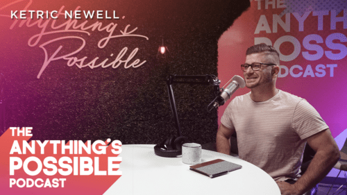 010 | The Power Of Spiritual Advocacy & Why The Teen Dream Center Exists | Ketric Newell