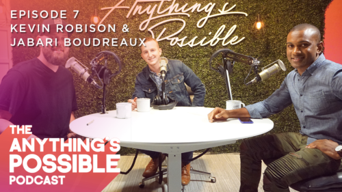 007 | What's The Difference Between Baptism & Salvation? | Kevin Robison & Jabari Boudreaux