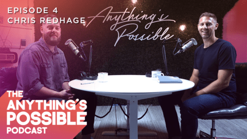 004 | Living Through Loss & The Truth Of God's Love | Chris Redhage