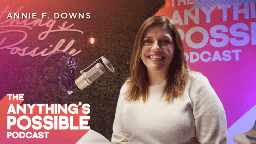 014 | Learning To Wait On God's Timing | Annie F. Downs