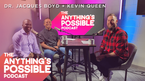 035 | Exhale Hatred, Inhale Diversity | Dr. Jacques Boyd & Kevin Queen