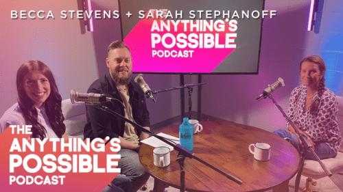 043 | Community Impact | Sarah Stephanoff & Becca Stevens