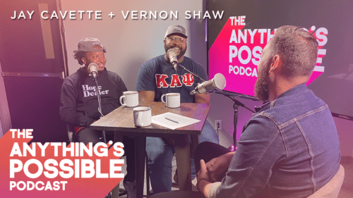 041 | Character Over Color | Jay Cavette & Vernon Shaw