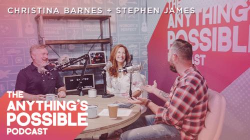 044 | God's Unique Design Of People | Christina Barnes & Stephen James