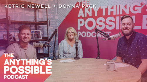 045 | Life Transformation | Ketric Newell & Donna Pack