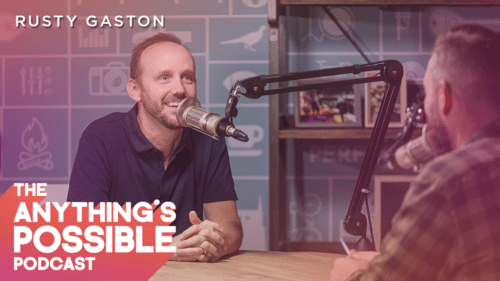 052 | Answering Questions With Prayer | Rusty Gaston