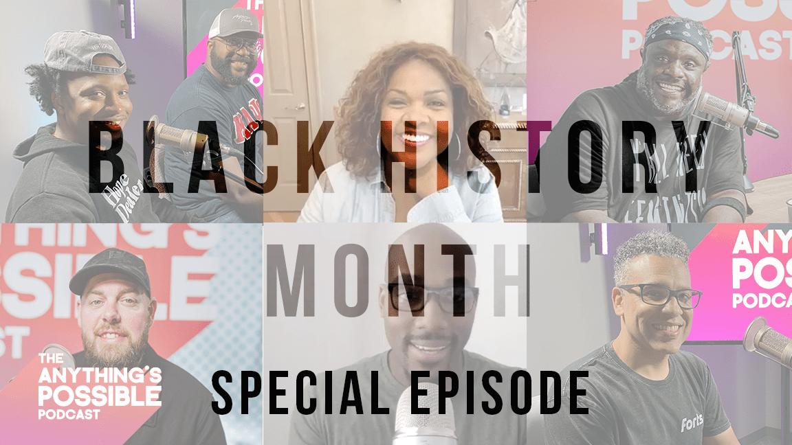 069 | Celebrating Black History Month | Drew Powell & Friends