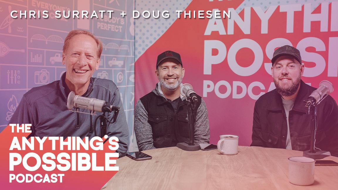 068 | Living Spiritually Disciplined | Chris Surratt & Doug Thiesen