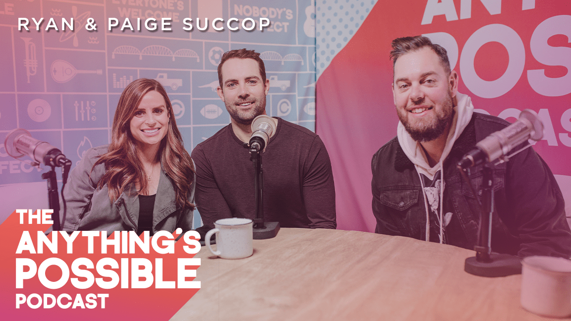 075 | Facing Adversity | Ryan & Paige Succop
