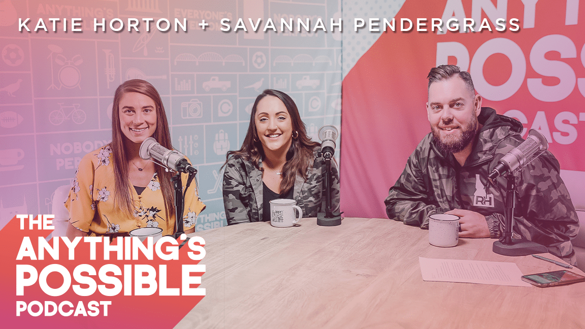 082 | Honor One Another | Katie Horton & Savannah Pendergrass
