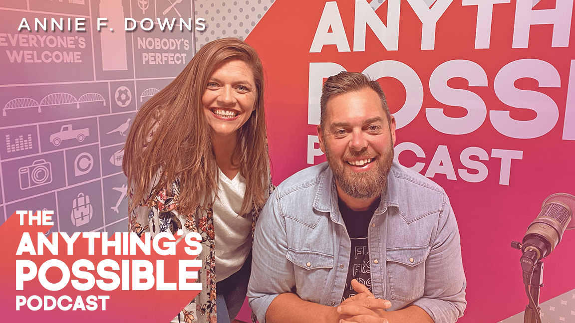 092 | Joy In What You Do | Annie F. Downs