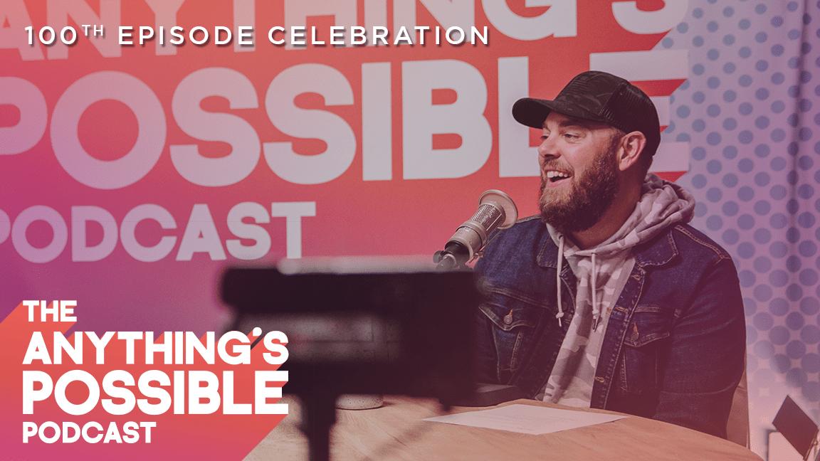 100 | 100th Episode Celebration | Drew Powell & Friends